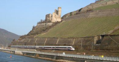 Eurail-Rhine