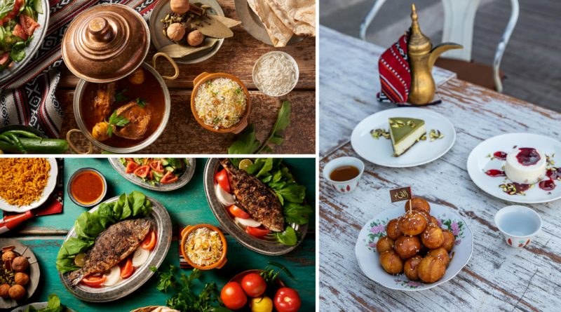 Dubai Food Festival 2021 – Masterclasses, Chef's Table & Experiential Dining