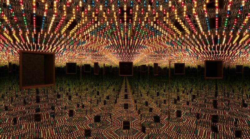 Yayoi Kusama's New Berlin Retrospective