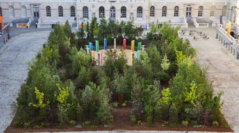 London gets a 'new' forest for the Art Biennale 2021