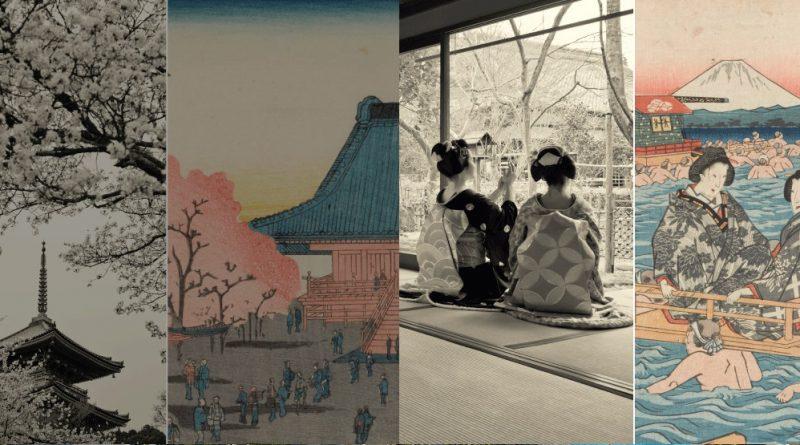 Life in Edo Ukiyo-e Exhibition in Singapore