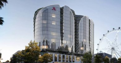 Melbourne Marriott Hotel Docklands Opening on June 17