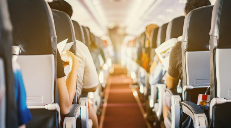 How to Cope with a Terrible Traveler on Your Flight