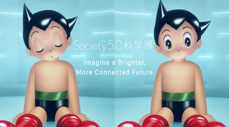 Society 5.0 Expo in Tokyo Showcases Japan's Latest Innovations
