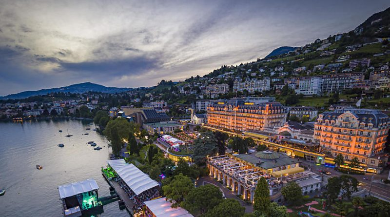 The 55th Montreux Jazz Festival has started