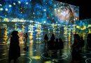 The Immersive Van Gogh Installation in New York