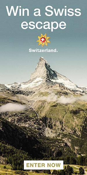 Win a Swiss Escape