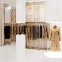 Burberry's New Flagship Store in London