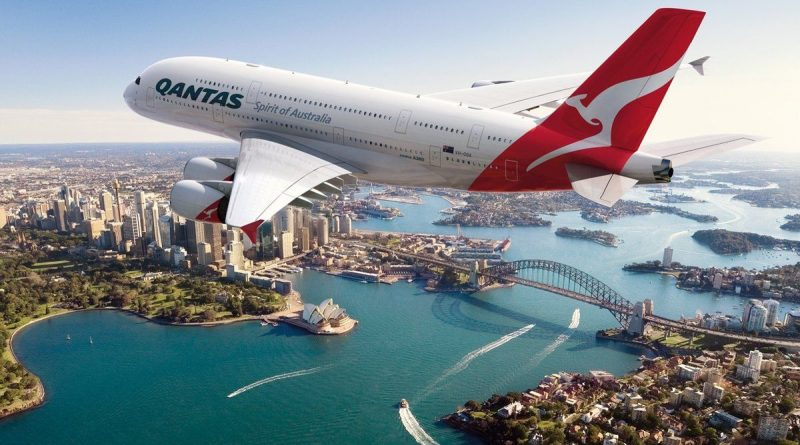 Qantas Will Ban Unvaccinated Travelers from International Flights